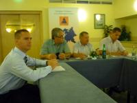 Meeting of the Coordination Council