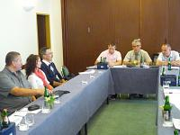 Meeting of the Coordination Council (CC)