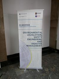 Participation in an international disaster management conference