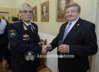 Dr. habil István Endrődi the president of EVCPF was appointed to head of the Institute of Disaster Management at the National University of Public Service.